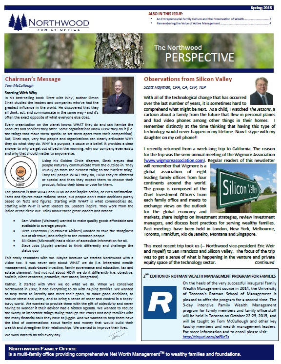 Perspective Newsletter